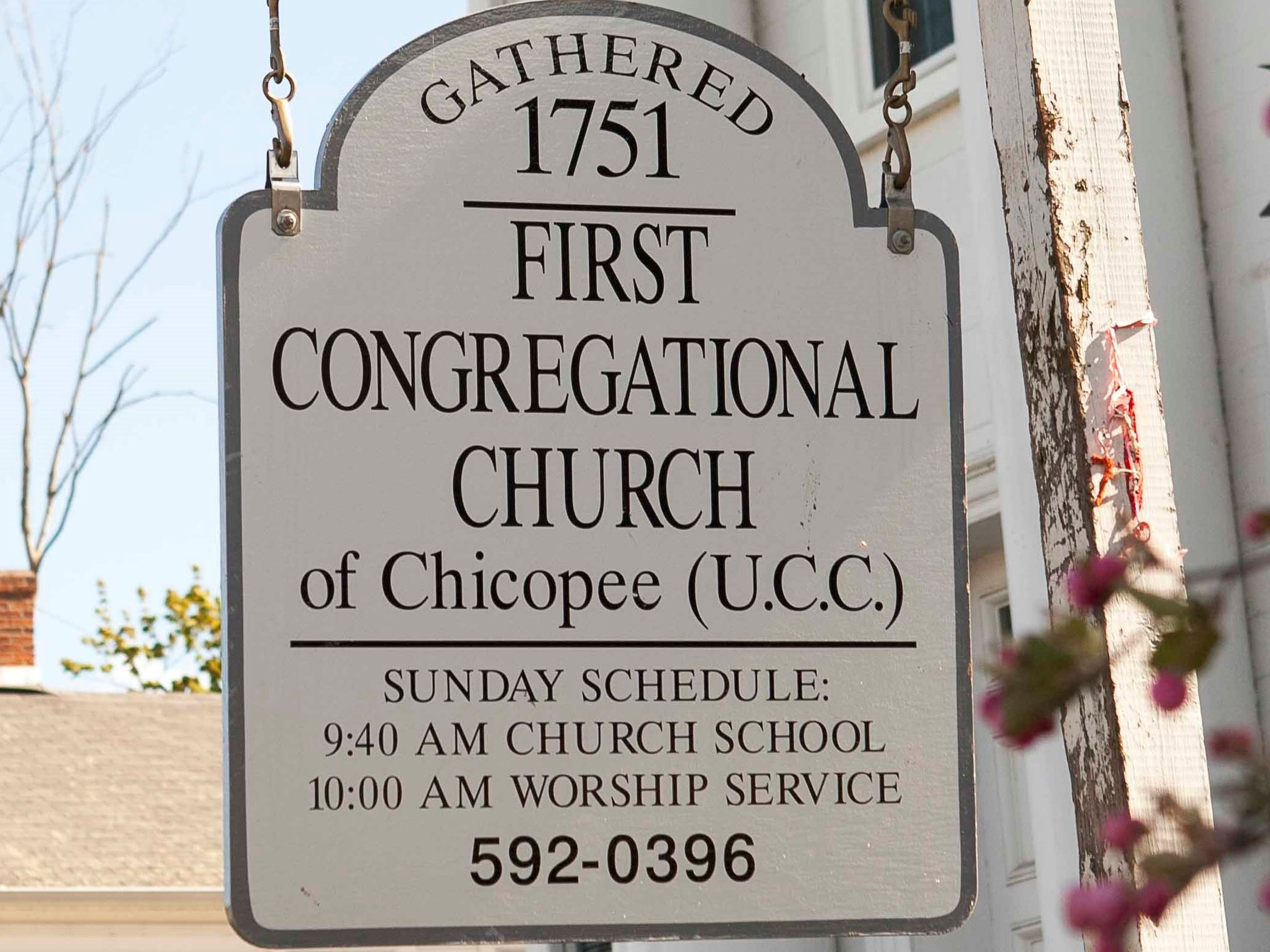 First Congregational Church of Chicopee